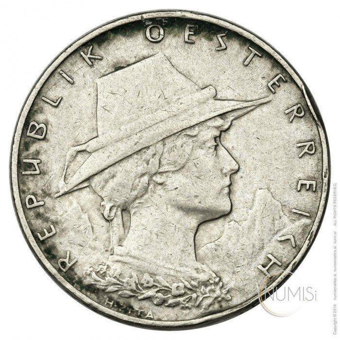 Austria - First Republic: 1000 Kronen 1924 (AT1089440100X000101) by www.numizmatika.si