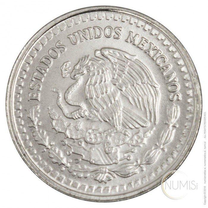 Mexico: 1992 - 1/20 oz .999 Ag BU - Libertad (MX1021220100X000301) by www.numizmatika.si