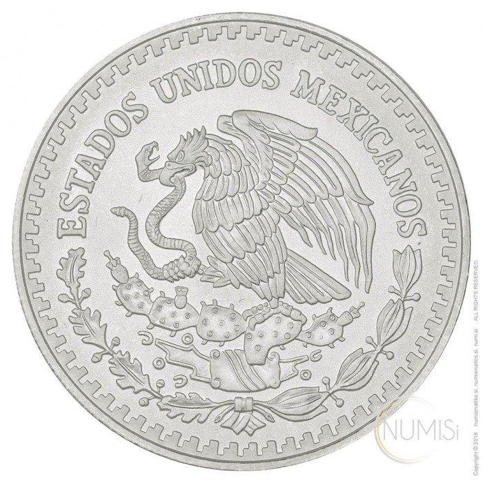 Mexico: 1997 - 1oz .999 Ag BU - Libertad (MX10162202001152147) by www.numizmatika.si