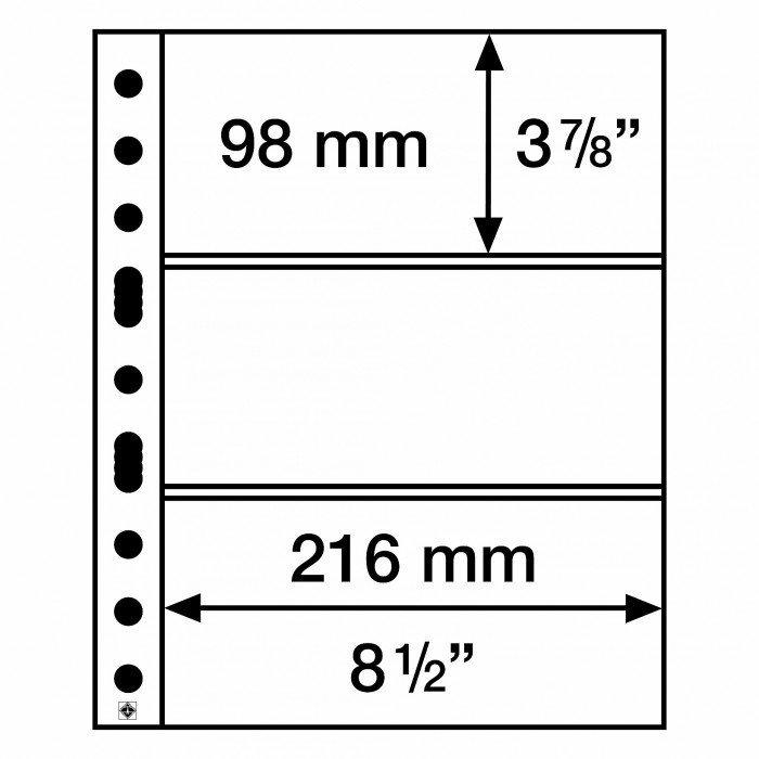 GRANDE 3S - sheets  ⚫ (305160) by www.numizmatika.si